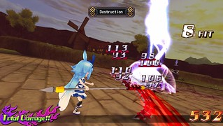 Mugen Souls Z for PS3