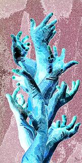 Tree of Hands - digital - Dino Olivieri 2014