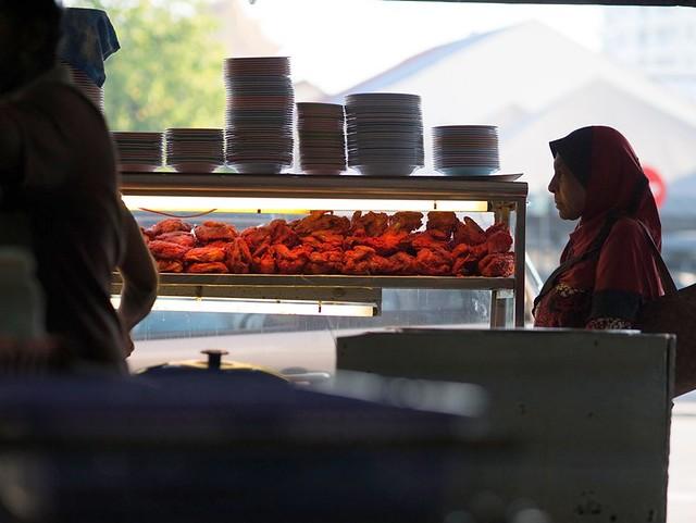 halal Penang food - best nasi kandar raffe pulau tikus-006