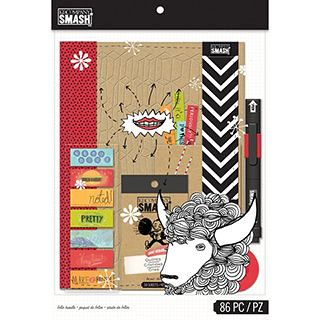 K&Company® SMASH Book Folio Bundle: Red