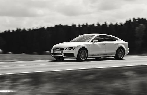 Audi A7 3.0 TDI quattro.