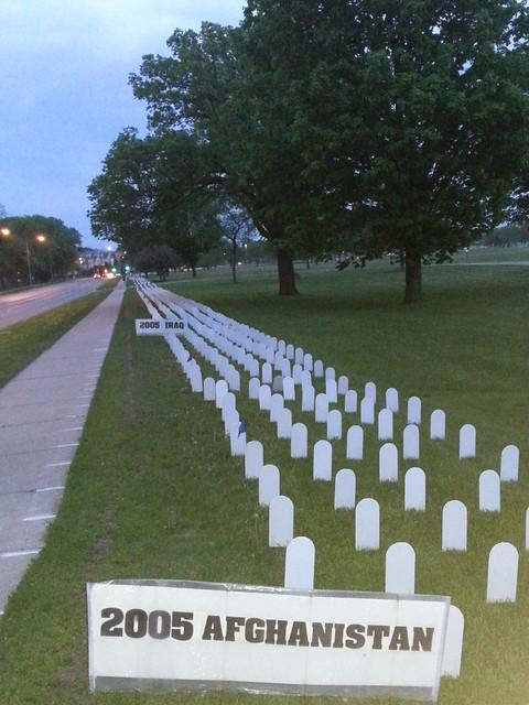 Memorial Mile 2014
