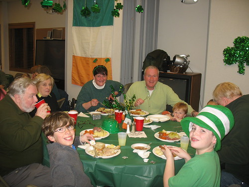 2010 St Patrick's Dinner