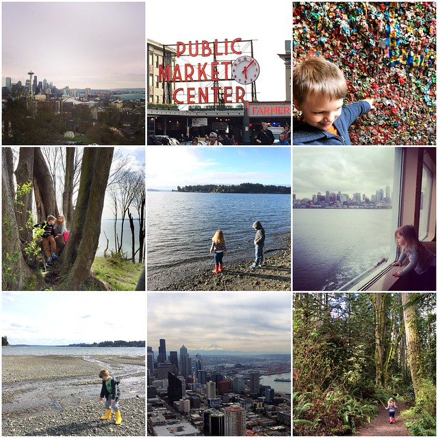 Spring Break in Seattle: Everything Else