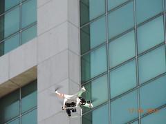 2014 05_Montevideo_Drone frente Edificio Presidencia