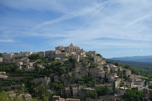 Perched village of Gordes
