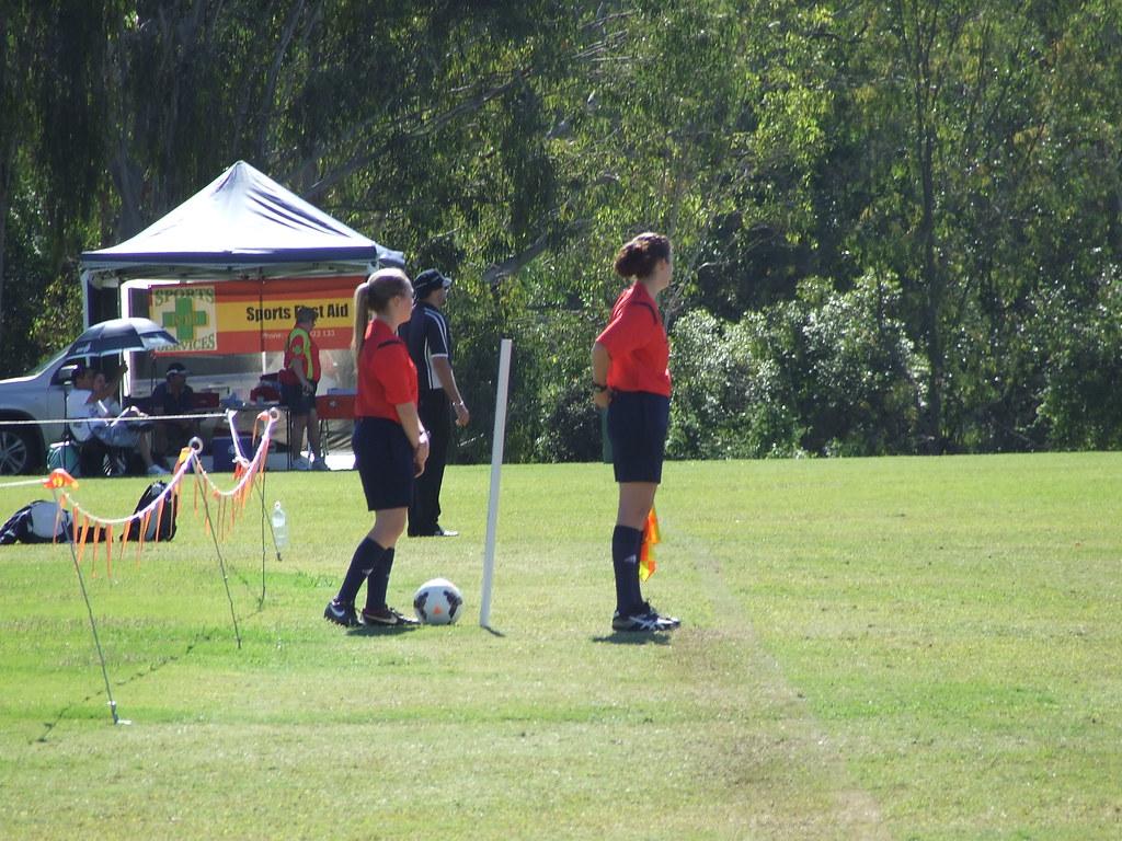 Qld School Sports U19 Championships 2014 - Day 4