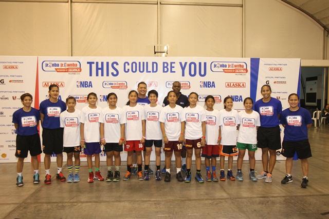 Jr. NBA/WNBA National Training Camp Results 2014