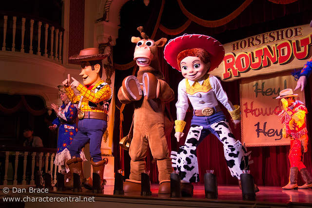 The Diamond Horseshoe Roundup