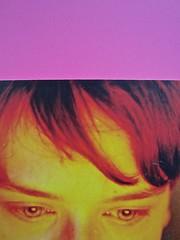 Golden boy, di Abigail Tarttelin. Mondadori 2014. Art director: Giacomo Callo, graphic designer: Susanna Tosatti; alla cop. ©Luka Knezevic; alla q. di cop. @Daniel Hambury. Copertina (part.), 5