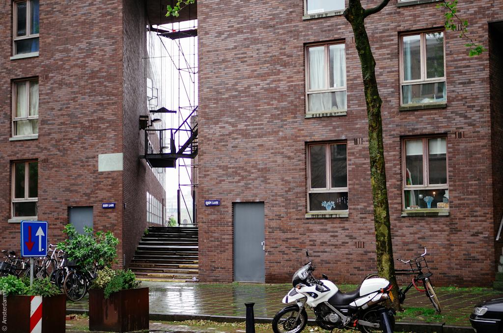 Amsterdam, Eastern Docklands