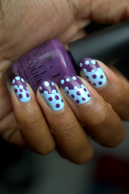 Nails for Lupus Awareness