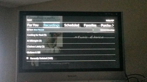 Getting the DVR empty enough to fit on one screen feels gratifying by christopher575