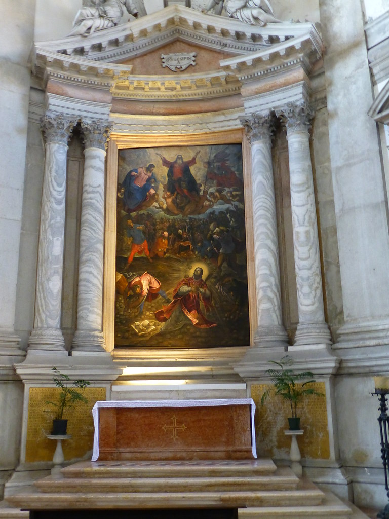 Altar of St. Stephen