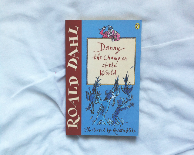 danny the champion of the world roald dahl book review lifestyle book blog vivatramp