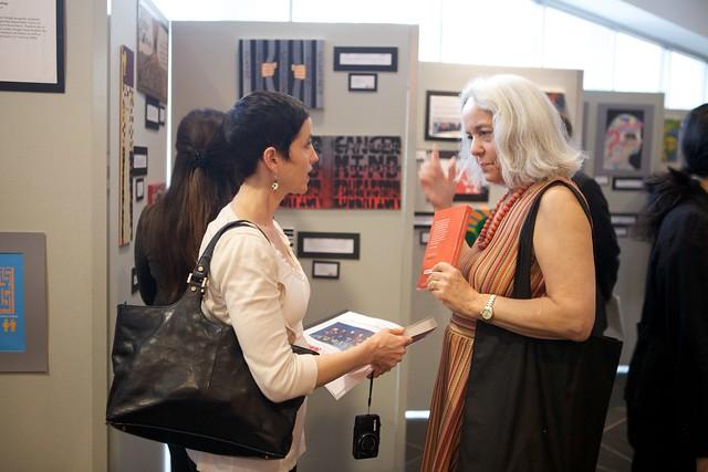 05152014- RFK School Student Art Exhibit opening