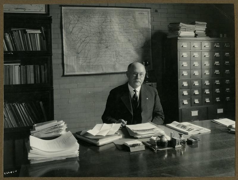 Anson Marston, 1925