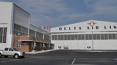 ENTRANCE: Delta Flight Museum