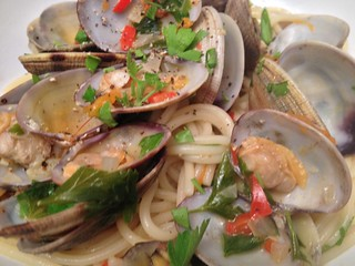 Clam Vongole : Close Up