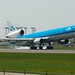 "Small photo of KLM McDonnell Douglas MD-11 PH-KCD ""Florence Nightingale"""