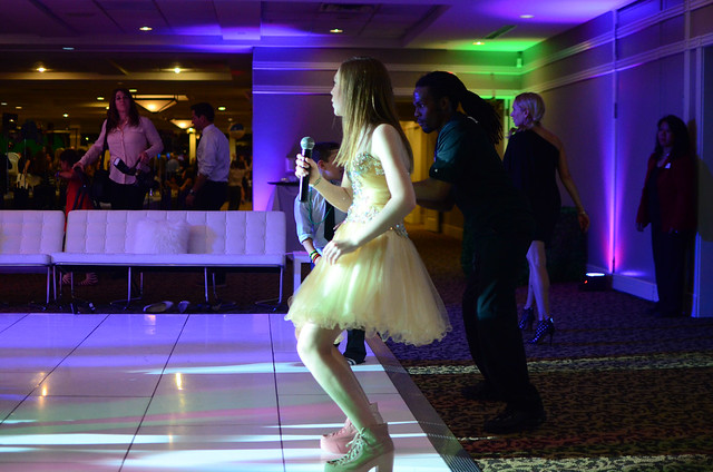 Leah's Bat Mitzvah/HOME