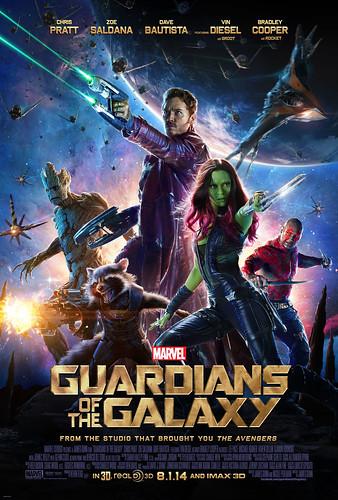 140520(1) - 圍繞「宇宙球體」的銀河守衛戰、漫威英雄8-1新片《Guardians of the Galaxy》(星際異攻隊)公開新預告片&新海報!