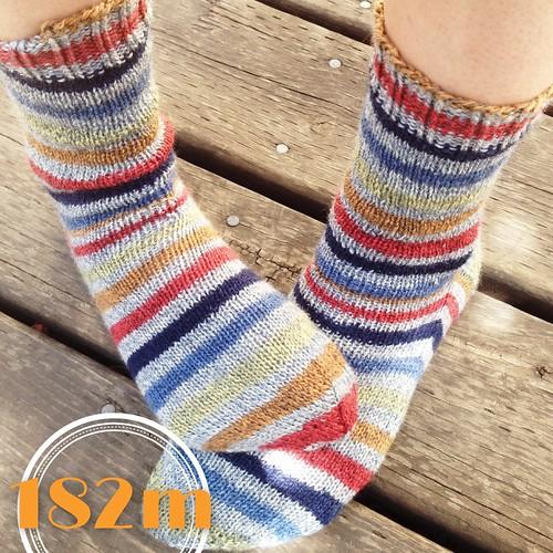 Peppy happy socks