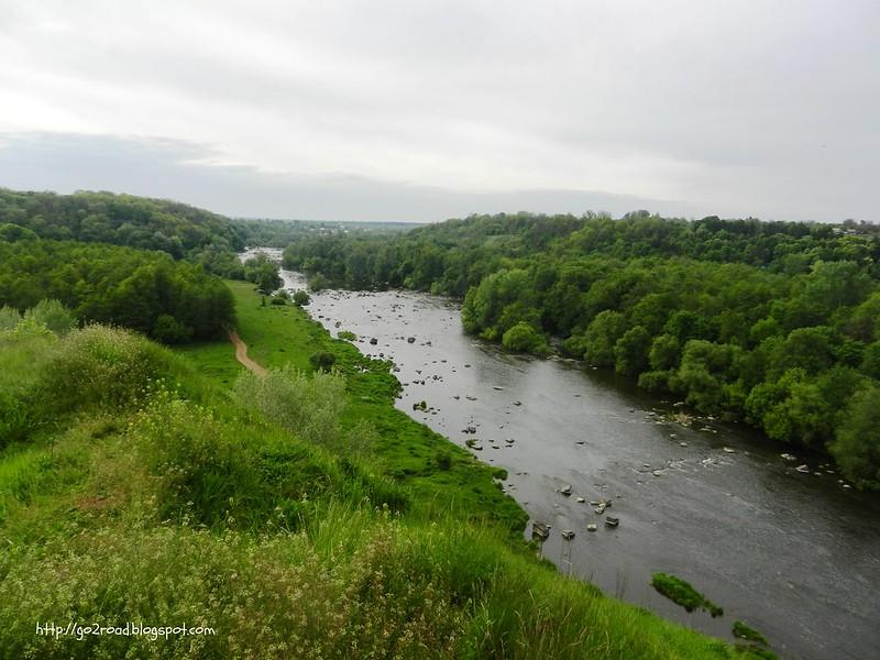 Виды с Печеры (Винницкая область)
