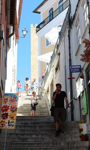 Roteiro por Coimbra