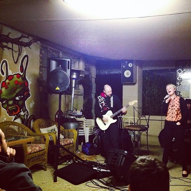 Ballarat Backyard gigs