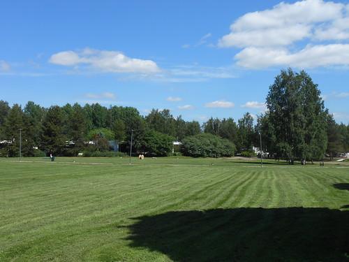 Nurminäkymä, Pohjois-Tapiola Espoo 11.6.2014