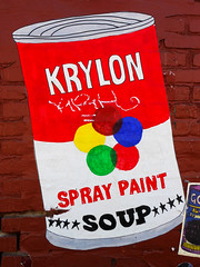 Spray Paint Soup