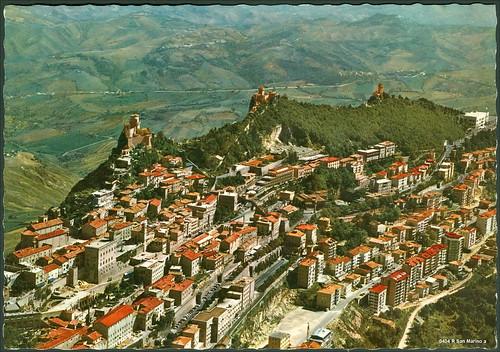 0404 R San Marino poslao Tomica za VT oko 13. X. 1985.a
