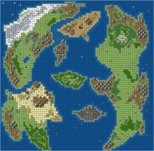 Connect maps rpg maker xp