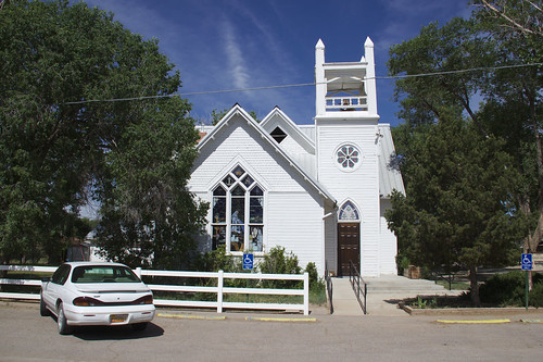 United Methodist Church, Estancia, NM