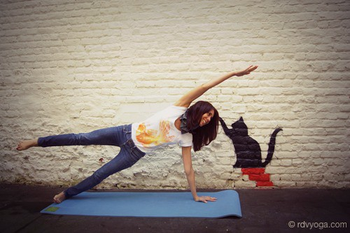 Loving #Yoga & #Cats Loving #Yoga & #Cats