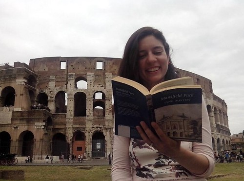 España/Spain: @nuriadelanuez1 - Roma/Rome