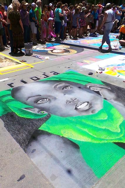 Chalk Art Festival - 10