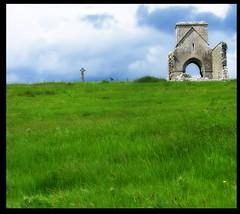 Devinish Island monastic ruin