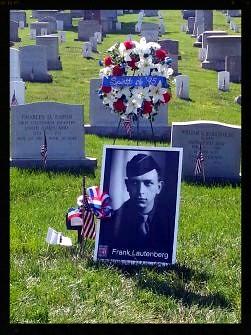 Frank Lautenberg grave