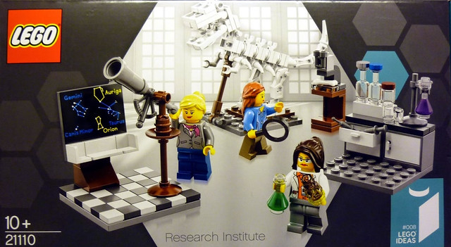 LEGO Ideas 21110 - Research Institute