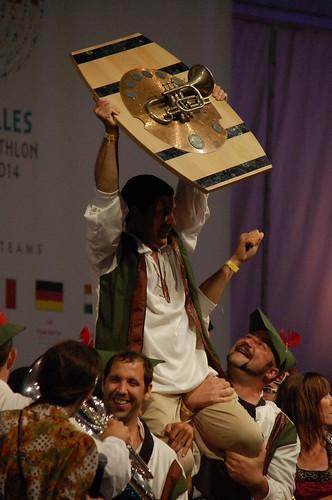 Champions du Monde 2014