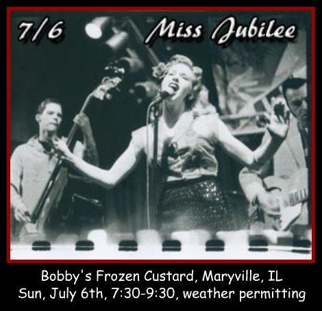 Miss Jubilee 7-6-14