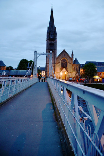 358 - Inverness by night