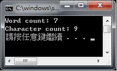 [C#] 字串中特定字串出現次數-2