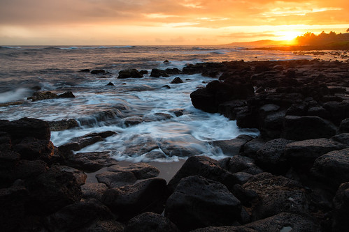 beach canon hawaii unitedstates koloa 6d