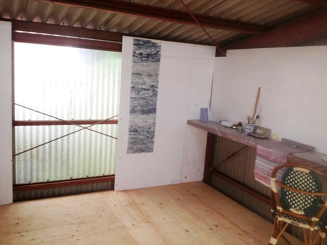 New Studio, left side