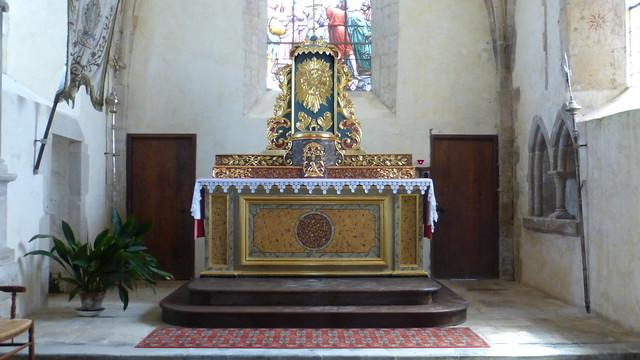 152 Église Notre-Dame-de-l'Assomption, Tamerville