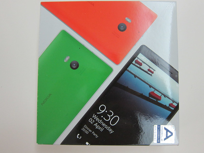 Nokia Lumia 930 - Box Front