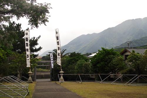 屋久島 Yakushima-machi,Kagoshima